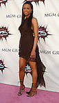 Aisha Tyler arriving at VH1 Divas Duets 2003 at The MGM Hotel Grand Theater in Las Vegas, Nevada 5/22/2003 ©Fitzroy Barrett