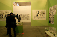 Museum of American Art at the Istanbul Biennial 2009, Turkey