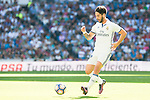 "Real Madrid's player Francisco Roman ""Isco"" during a match of La Liga Santander at Santiago Bernabeu Stadium in Madrid. October 02, Spain. 2016. (ALTERPHOTOS/BorjaB.Hojas)"