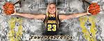 November 26, 2016- Tuscola, IL- The 2016-2017 Tuscola Warrior Girls Basketball Senior Emma Henderson.  [Photo: Douglas Cottle]