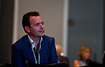 SARATOGA SPRINGS, NY - AUG 13: Social Media in Horse Racing panel at the Inaugural Equestricon Convention on August 13, 2017 in Saratoga Springs, New York. photo by Eclipse Sportswire/Equestricon