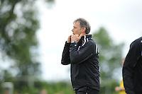 VOETBAL: DE KNIPE: Read Swart-complex, 21-07-2012, Oefenwedstrijd SC Heerenveen - K. Beerschot AC, trainer Marco van Basten, ©foto Martin de Jong