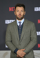 WESTWOOD, CA - DECEMBER 13: Joel Edgerton, at Premiere Of Netflix's 'Bright' at The Regency Village Theatre, In Hollywood, California on December 13, 2017. Credit: Faye Sadou/MediaPunch /NortePhoto.com NORTEPHOTOMEXICO