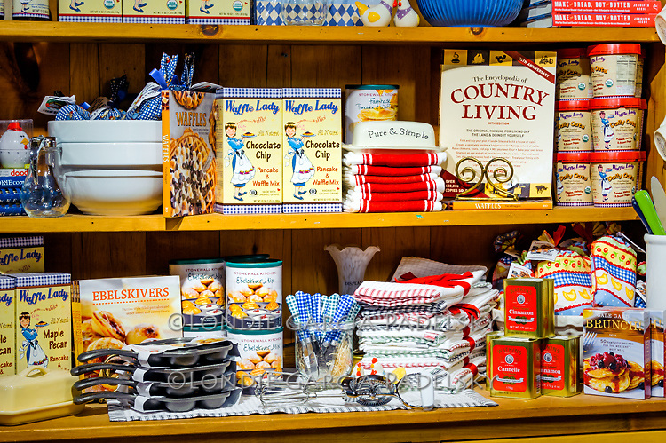 Kitchen Gift Wares at Avila Valley Barn, farm stand and petting zoo in Avila Valley, San Luis Obispo County, California