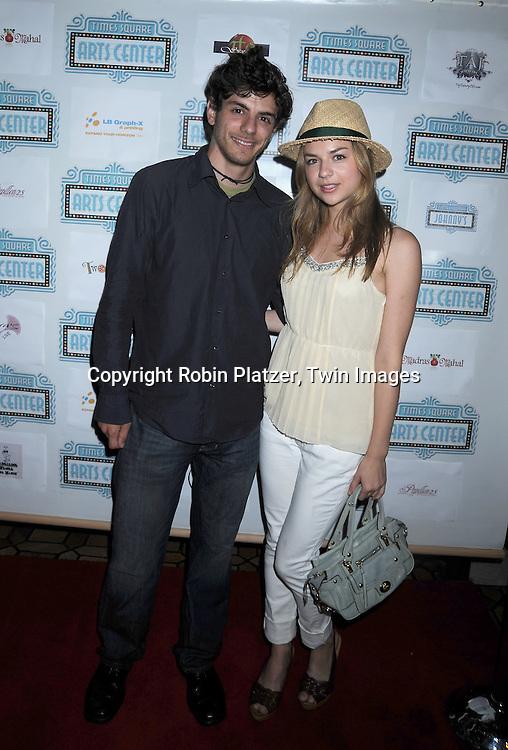 Matt Lowenthall and Bonnie Dennison
