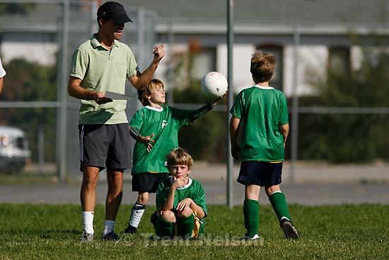nathaniel nelson. nathaniel's soccer team<br />