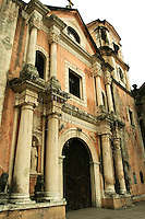 San Agustin Church, Intramuros Manila is   located inside the historic walled city of Intramuros. It is the oldest church currently standing in the Philippines, built in 1607 and has been declared a UNESCO World Heritage Site.
