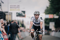 first race and first win of the season by CX World Champion Sanne Cant (BEL/Beobank-Corendon)<br /> <br /> CX Brico Cross Eeklo 2017 (BEL)