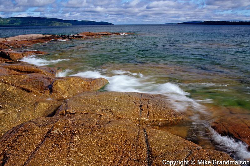 Lake Superior <br /> <br /> Rossport<br /> Ontario<br /> Canada