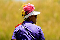Spectator during the third round of the Afrasia Bank Mauritius Open played at Heritage Golf Club, Domaine Bel Ombre, Mauritius. 02/12/2017.<br /> Picture: Golffile | Phil Inglis<br /> <br /> <br /> All photo usage must carry mandatory copyright credit (&copy; Golffile | Phil Inglis)