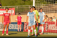 Boyds, MD - Saturday June 03, 2017: Camille Levin during a regular season National Women's Soccer League (NWSL) match between the Washington Spirit and Houston Dash at Maureen Hendricks Field, Maryland SoccerPlex.