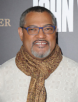 www.acepixs.com<br /> <br /> January 30 2017, LA<br /> <br /> Laurence Fishburne arriving at the premiere of 'John Wick: Chapter Two' on January 30, 2017 in Hollywood, California.<br /> <br /> By Line: Peter West/ACE Pictures<br /> <br /> <br /> ACE Pictures Inc<br /> Tel: 6467670430<br /> Email: info@acepixs.com<br /> www.acepixs.com