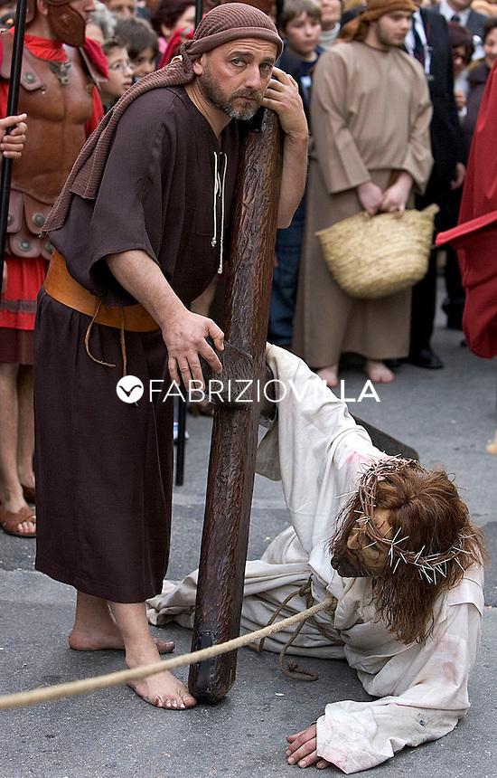 Pasqua in Sicilia. .Giovedì Santo a Marsala, TP.. Ph Fabrizio Villa.