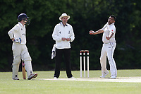 T Wijesinghe of Finchley during Finchley CC vs Brondesbury CC (batting), ECB National Club Championship Cricket at Arden Field on 12th May 2019