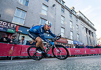 Picture by Allan McKenzie/SWpix.com - 17/05/2018 - Cycling - OVO Energy Tour Series Mens Race Round 3:Aberdeen - Harry Tanfield, Eisberg, branding.