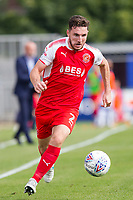 Lewis Coyle of Fleetwood Town during the Sky Bet League 1 match between Bristol Rovers and Fleetwood Town at the Memorial Stadium, Bristol, England on 26 August 2017. Photo by Mark  Hawkins.