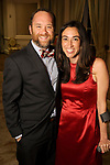 "Katie and John Martin at the Young Life gala ""Forward: Sharing Hope with the Next Generation"" at the River Oaks Country Club Thursday Feb. 01,2018. (Dave Rossman Photo)"