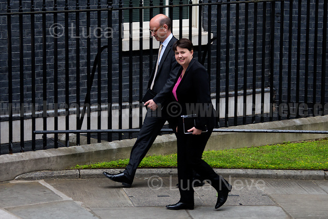 Ruth Elizabeth Davidson MSP (Scottish politician, leader of the Scottish Conservatives and Member of the Scottish Parliament for Edinburgh Central).<br />