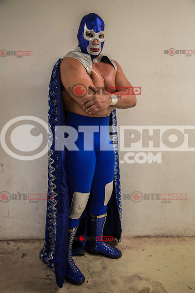 The Mexican wrestler Blue Demon Jr. Is the superhero that Mexico needs. ***<br />