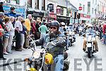 The 10th annual Ireland Bikefest in Killarney on Sunday.