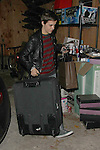 .5-27-09.Samantha Ronson leaving The Dark Room bar in Los Angeles california  carrying a suitcase and louis vuitton bag into her garage. Lindsay Lohan was issued a parking ticket along with 3 other photographers around 3am by an undercover cop ...AbilityFilms@yahoo.com.805-427-3519.www.AbilityFilms.com.