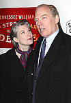 Annette O'Toole & Michael McKean.attending the Broadway Opening Night Performance of 'A Streetcar Named Desire' at the Broadhurst Theatre on 4/22/2012 in New York City.
