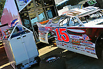 Feb 10, 2010; 4:02:39 PM; Barberville, FL., USA; The UNOH sponsored event running the 39th Annual DIRTCar Nationals at Volusia Speedway Park.  Mandatory Credit: (thesportswire.net)