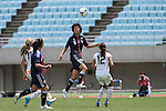 Haruka Hamada (JPN), .JUNE 17, 2012 - Football / Soccer : .Women's International Friendly match between U-20 Japan 1-0 U-20 United States .at Nagai Stadium, Osaka, Japan. (Photo by Akihiro Sugimoto/AFLO SPORT) [1080]
