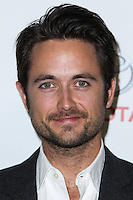 BURBANK, CA - OCTOBER 19: Justin Chatwin at the 23rd Annual Environmental Media Awards held at Warner Bros. Studios on October 19, 2013 in Burbank, California. (Photo by Xavier Collin/Celebrity Monitor)