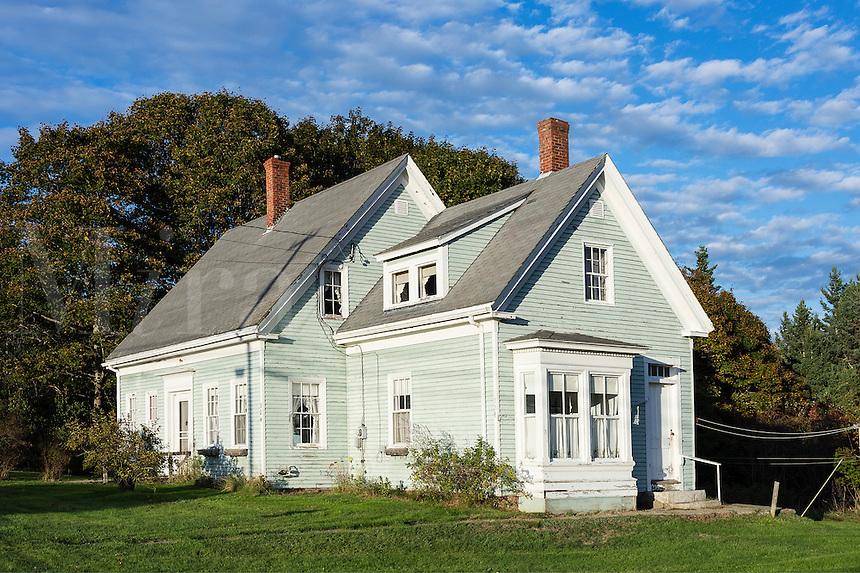 Charming house, Deer Isle, Maine, USA