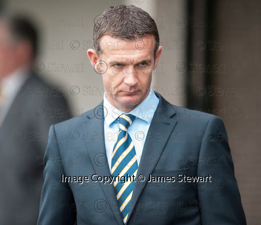 Queen of the South manager Jim McIntyre