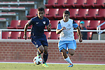 24 May 2014: USA Under-20's Jaime Villareal. The Under-20 United States Men's National Team played a scrimmage against the Wilmington Hammerheads at Dail Soccer Field in Raleigh, North Carolina. Wilmington won the game 4-2.