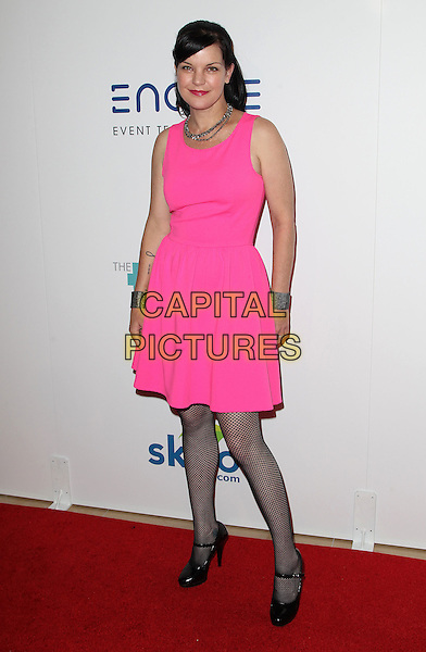 24 June 2014 - Beverly Hills, California - Pauley Perrette. 5th Annual Thirst Project Gala held at the Beverly Hilton Hotel. <br /> CAP/ADM/FS<br /> &copy;Faye Sadou/AdMedia/Capital Pictures