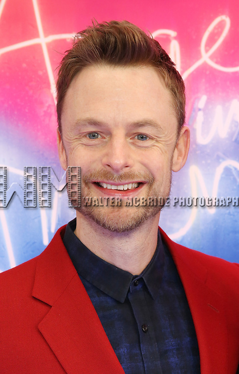"""Christopher Wheeldon attends the Broadway Opening Night Arrivals for """"Angels In America"""" - Part One and Part Two at the Neil Simon Theatre on March 25, 2018 in New York City."""