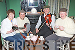 Ann Moynihan, Derry Healy, Neilie Moynihan and  Jimmy Kelly are inviting you to the Glenflesk rambling houuse where there will be plenty of music, dance and the odd cup of tea in the Glenflesk Community Centre this Sunday night from 8pm to 11pm ....