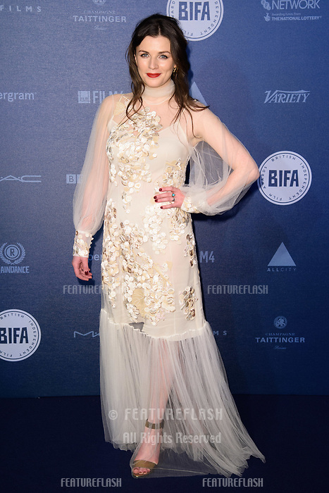 Aisling Bea at the British Independent Film Awards 2017 at Old Billingsgate, London, UK. <br /> 10 December  2017<br /> Picture: Steve Vas/Featureflash/SilverHub 0208 004 5359 sales@silverhubmedia.com