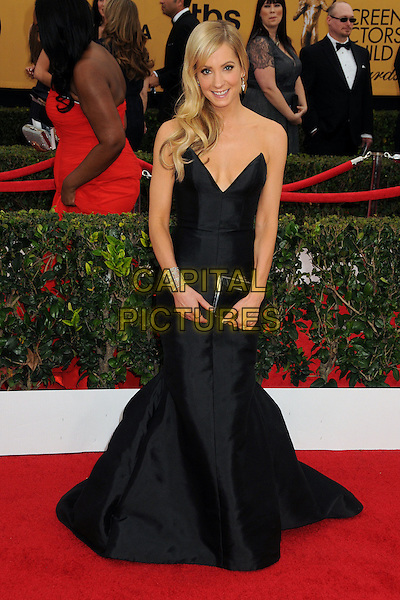 25 January 2015 - Los Angeles, California - Joanne Froggatt. 21st Annual Screen Actors Guild Awards - Arrivals held at The Shrine Auditorium. <br /> CAP/ADM/BP<br /> &copy;BP/ADM/Capital Pictures