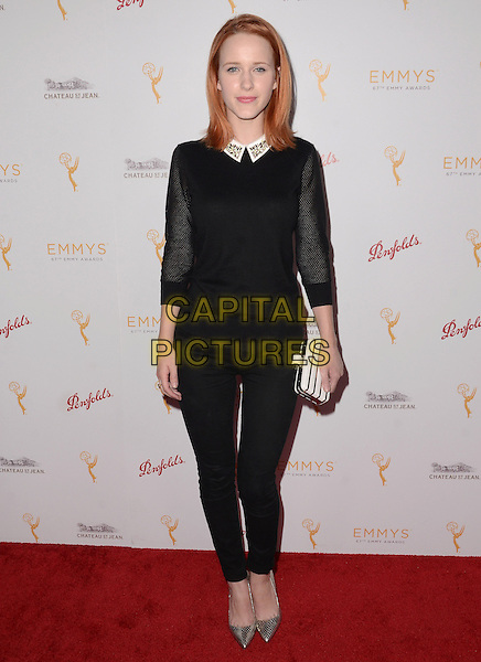 09 September  2015 - Beverly Hills, California - Rachel Brosnahan. Arrivals for the Television Academy's 67th Emmy Award Nominees for Outstanding Casting held at TheMontage Beverly Hills.   <br /> CAP/ADM/BT<br /> &copy;Birdie Thompson/AdMedia/Capital Pictures