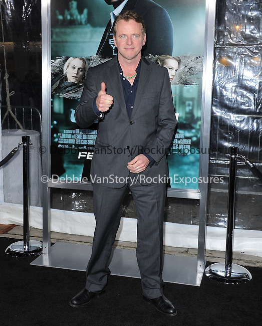 Aidan Quinn attends The Warner Bros. Pictures Premiere of Unknown held at The Regency Village Theatre in Westwood, California on February 16,2011                                                                               © 2010 DVS / Hollywood Press Agency