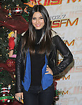 Victoria Justice visits the children at CHOC during the KIIS FM Live Broadcast at Children's Hospital Orange County  in Orange, California on December 19,2011                                                                               © 2011 DVS / Hollywood Press Agency