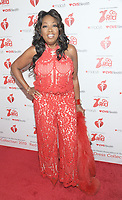 NEW YORK, NY - FEBRUARY 07: Star Jones attends The American Heart Association's Go Red For Women Red Dress Collection 2019 Presented By Macy's at Hammerstein Ballroom on February 7, 2019 in New York City.     <br /> CAP/MPI/GN<br /> ©GN/MPI/Capital Pictures