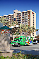 The Sheraton Hotel At Disneyland In Anaheim