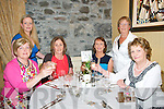 Fashion & Food Showcase : Attending the fashion show and dinner in aid of Listowel Food fair at Behan's Restaurant in the Horseshoe Bar, Listowel on Friday night last were Agnes McCarthy, Michelle O'Connor, Chairperson, Listowel Food Fair, Mary Kennelly, Maura O'Sullivan, Ruth O'Quigley, Treasurer & Jean Lynch.