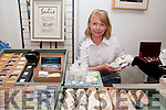 Craft Fair : Svetlana Kaupuine  pictured at craft fair in the Seanchai Centre, Listowel on Sunday last during Writers week.