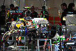 Force India Formula One Team<br />  Foto &copy; nph / Mathis
