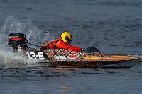 13-E      (Outboard Hydroplanes)