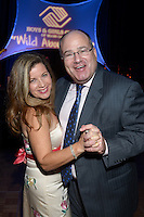 Nancy Osherow and Mark Osherow dancing at The Boys and Girls Club of Miami Wild About Kids 2012 Gala at The Four Seasons, Miami, FL on October 20, 2012