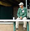 Mark Bivens at Delaware Park on 10/27/12