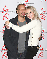 LOS ANGELES - JAN 17:  Bryton James, Melissa Ordway at the Young and the Restless Celebrates 30 Years at #1 at the CBS Television CIty on January 17, 2019 in Los Angeles, CA
