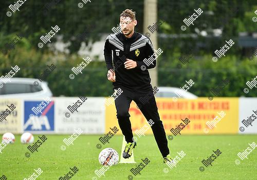 2016-06-27 / Voetbal / Seizoen 2016-2017 / Eerste training Lierse SK / Ludovic Buysens<br /> <br /> Foto: Mpics.be